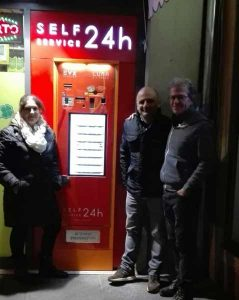 distributori automatici reggio emilia