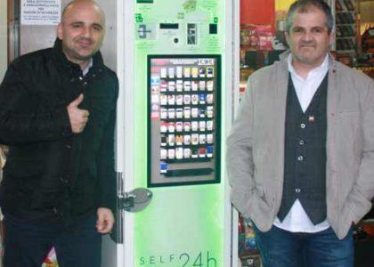 distributori automatici per tabacchi