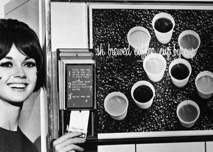distributori automatici caffé