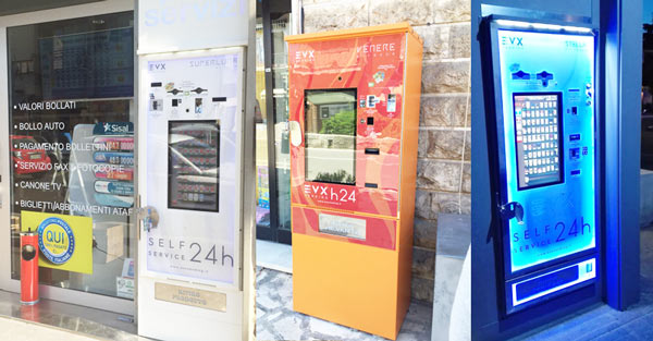 distributori automatici sigarette