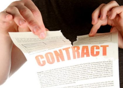 recesso contratto distributore automatico