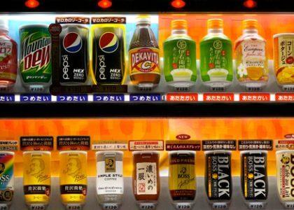 distributore automatico bevande
